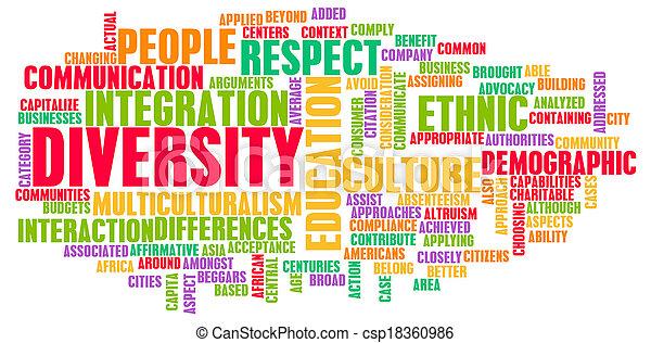 Diversity - csp18360986