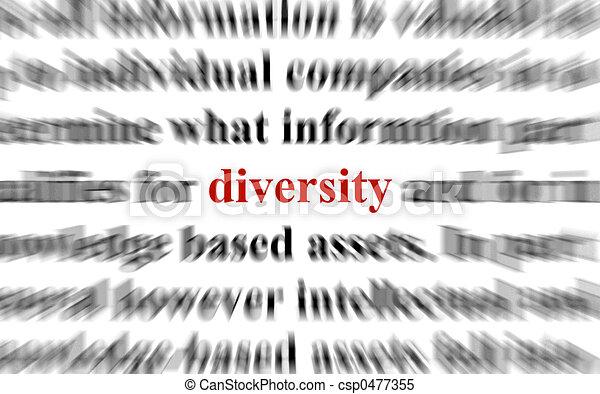 Diversity - csp0477355