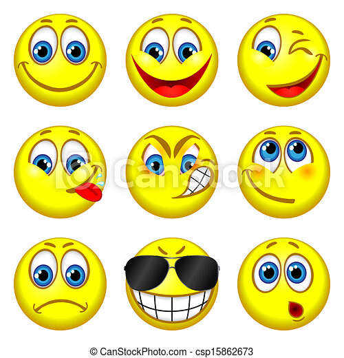 Gente divertida - csp15862673