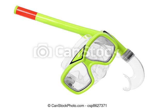 Diving Goggles - csp8627371