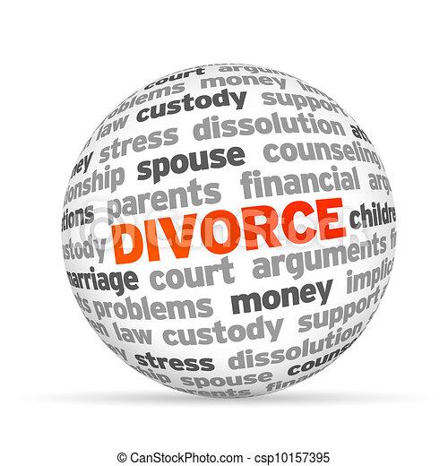 Divorce - csp10157395