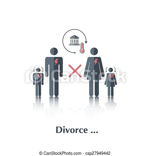 Divorce - csp27949442