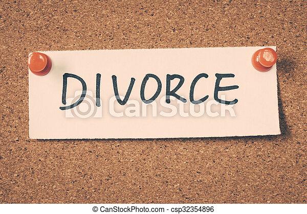 divorce - csp32354896