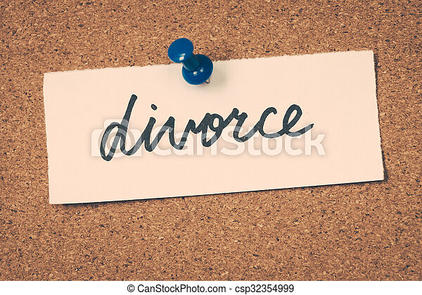 divorce - csp32354999
