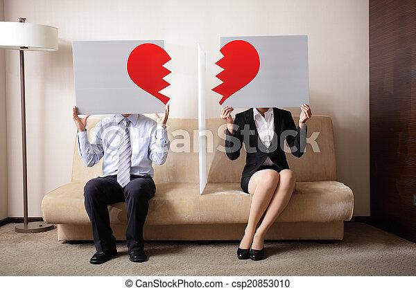 Divorce - csp20853010