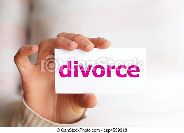 divorce - csp4539318