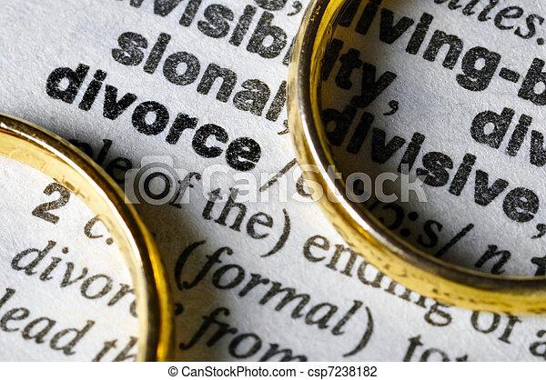 Divorce - csp7238182