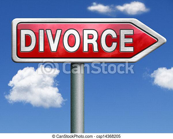 divorce - csp14368205