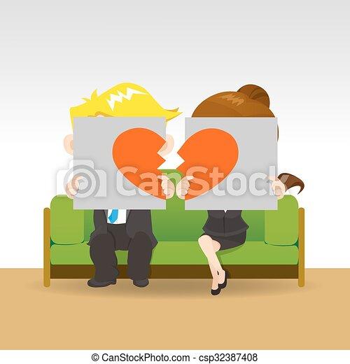 Divorce - csp32387408