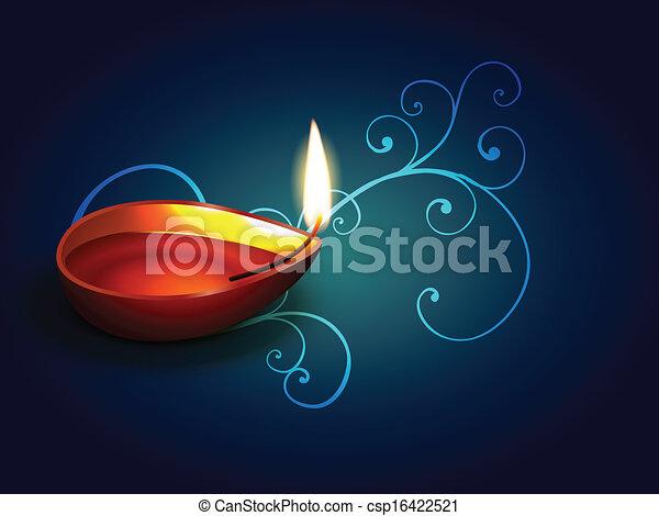 diwali festival - csp16422521