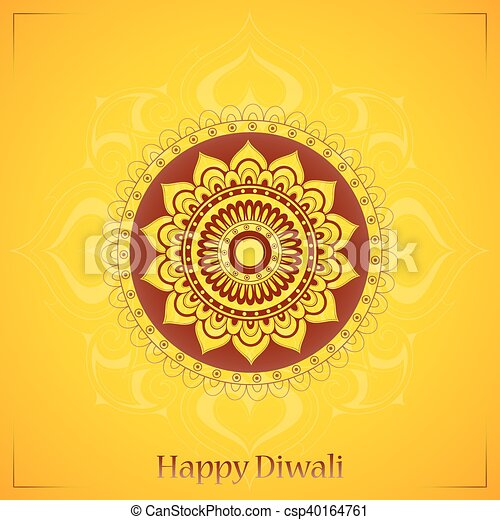 Diwali greeting card design happy diwali elegant greeting card happy diwali elegant greeting card design with traditional indian ornament m4hsunfo