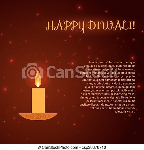 Diwali greeting card colorful background made in vector vector diwali greeting card csp30878710 m4hsunfo Images