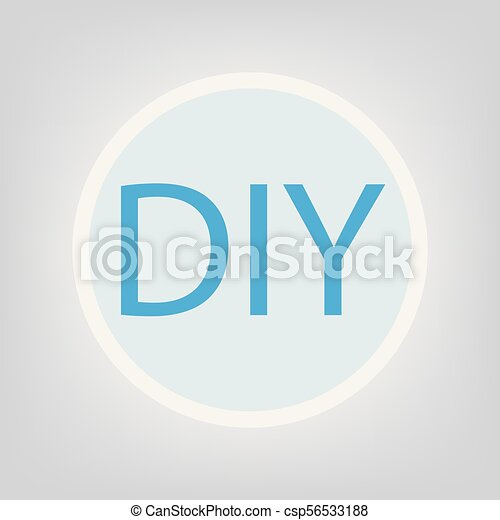 Diy do it yourself acronym vector illustration vector search diy do it yourself acronym csp56533188 solutioingenieria Images