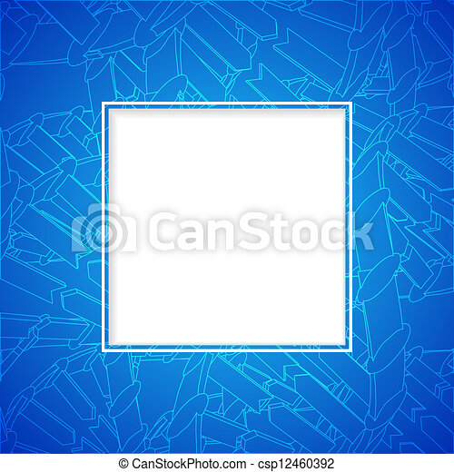 Dna magic background. Dna magic background with frame for your text ...