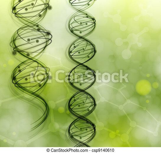 DNA molecules - csp9140610