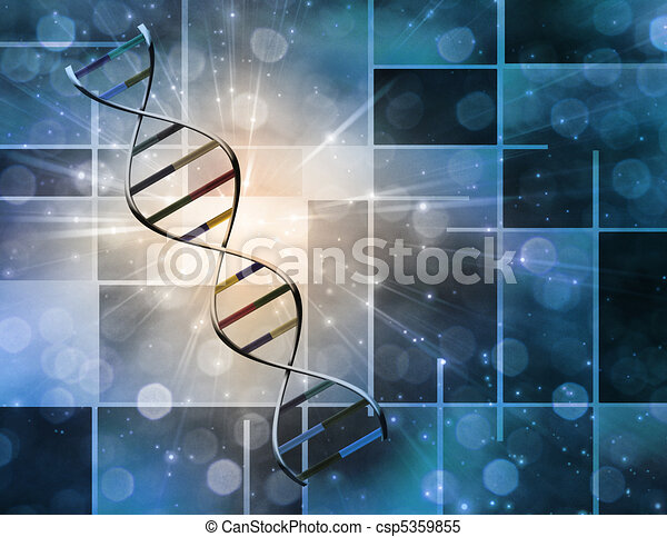 DNA - csp5359855