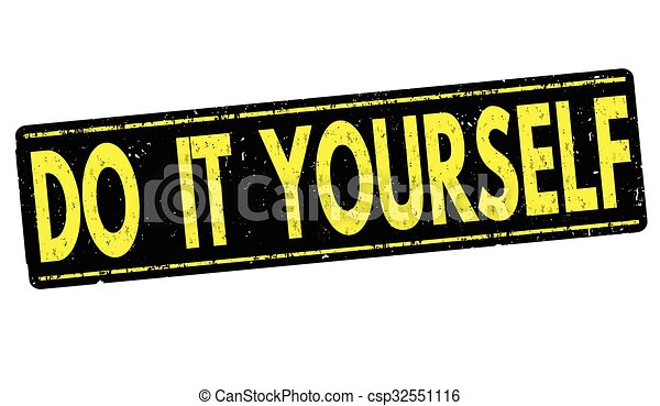 Do it yourself stamp do it yourself grunge rubber stamp on do it yourself stamp csp32551116 solutioingenieria Images