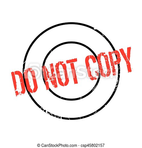 do not copy rubber stamp grunge design with dust scratches rh canstockphoto com clipart copy and paste copybook clipart