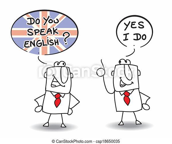 Do you speak english - csp18650035