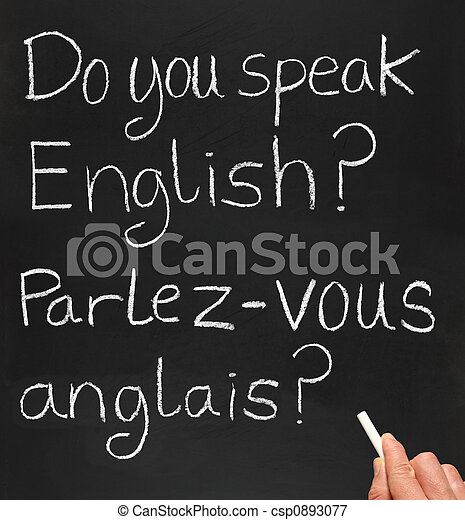 Do you speak english - csp0893077