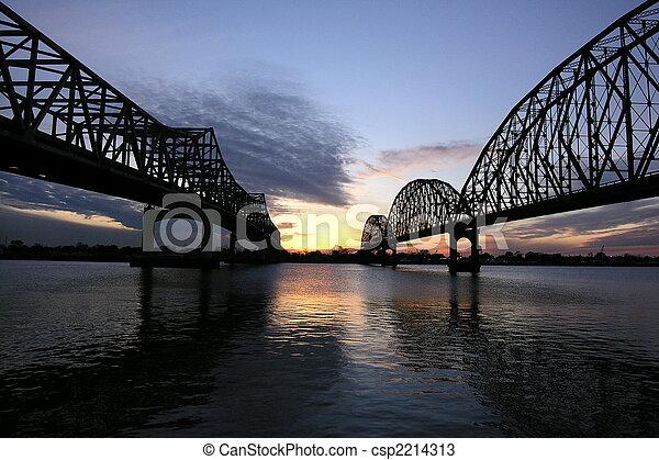 Dobles puentes - csp2214313