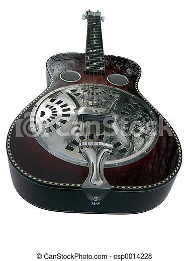 Dobro Guitar - csp0014228