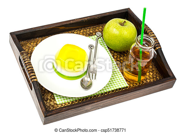 doce, low-calorie, sobremesa - csp51738771