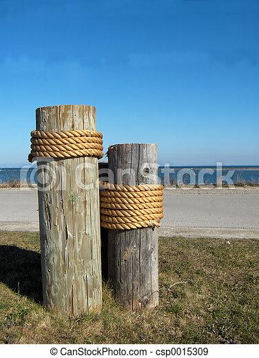 Dock Posts - csp0015309