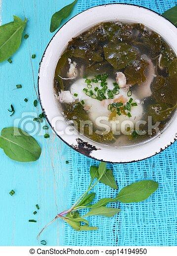 dock soup - csp14194950