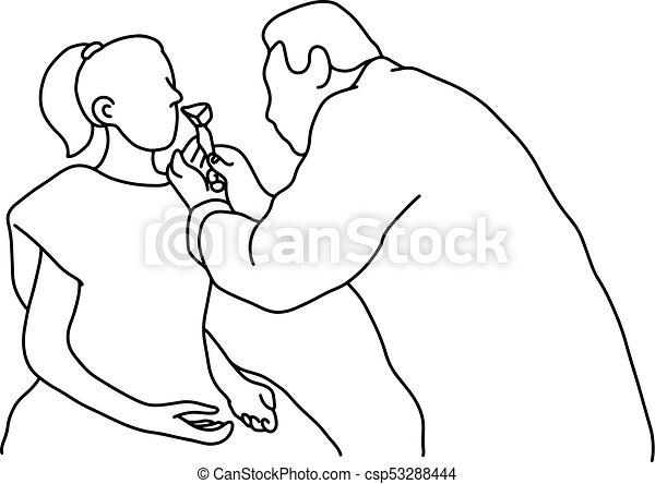 Nasal Cavity Illustrations And Stock Art 339 Nasal Cavity