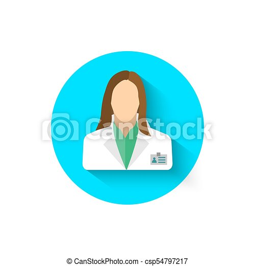 Doctor Icon Is A Symbol Of Medicine Medical Worker Health Care