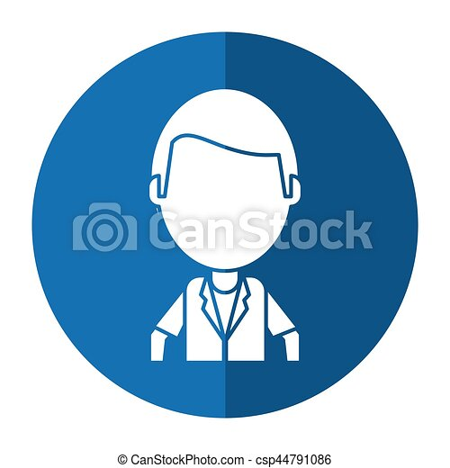doctor medical stethoscope shadow vector illustration eps 10 rh canstockphoto com Scary Shadow Clip Art Scary Shadow Clip Art