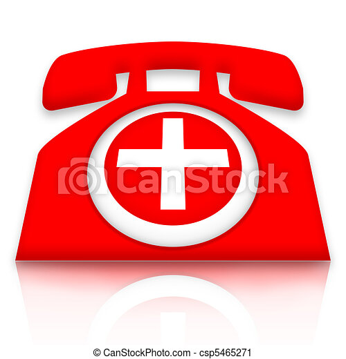 Doctor on call - csp5465271