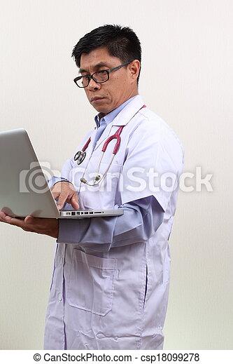 Doctor - csp18099278