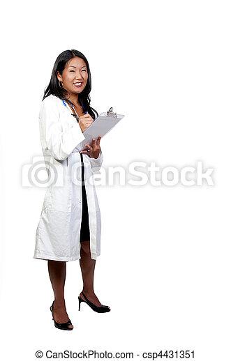 Doctor - csp4431351