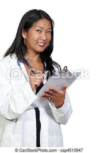 Doctor - csp4510947