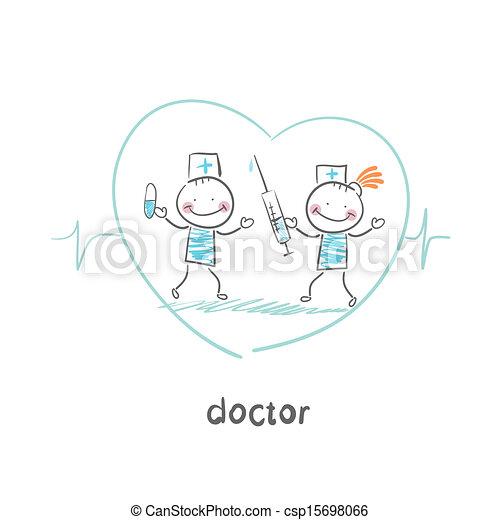 doctor - csp15698066