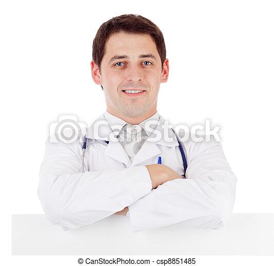 Doctor  - csp8851485