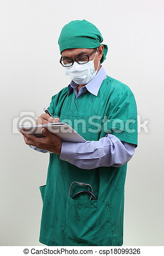 Doctor - csp18099326