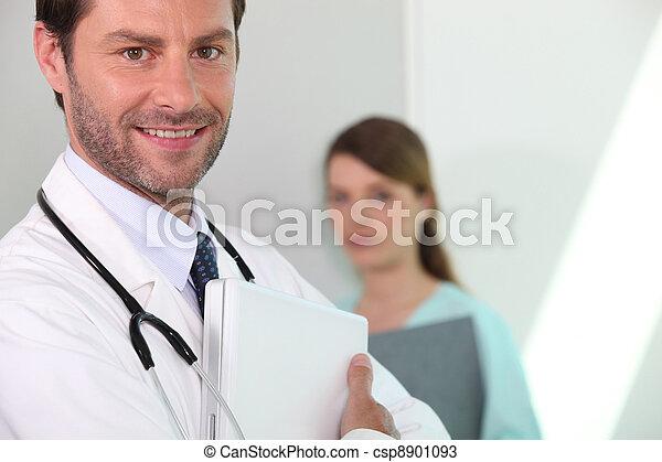 Doctor - csp8901093