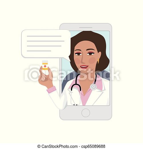 Doctor video call