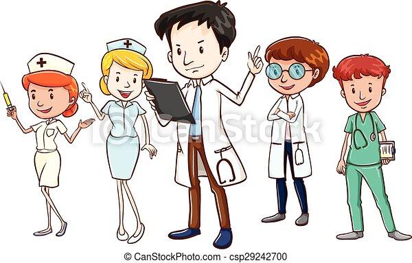 Doctores - csp29242700