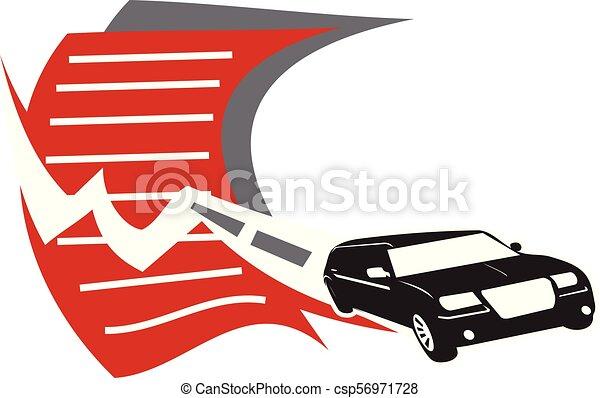 Document Automotive - csp56971728