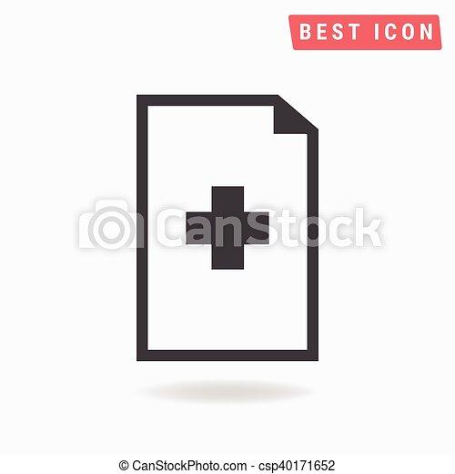 Document Icon - csp40171652
