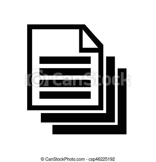 Document icon - csp46225192