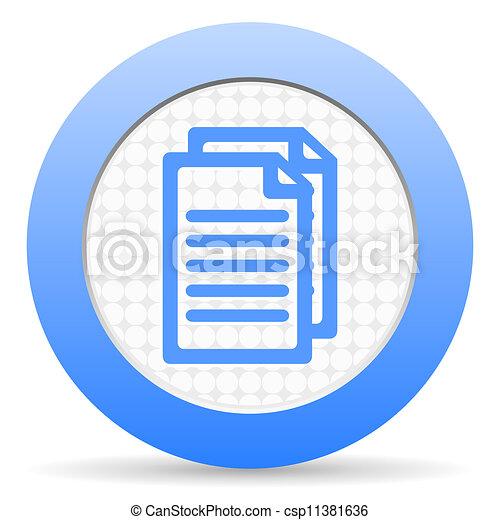 document icon - csp11381636