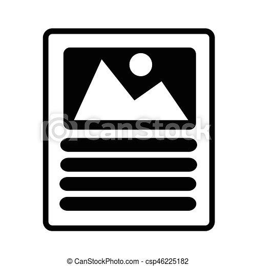 Document icon - csp46225182
