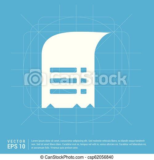 Document Icon - csp62056840