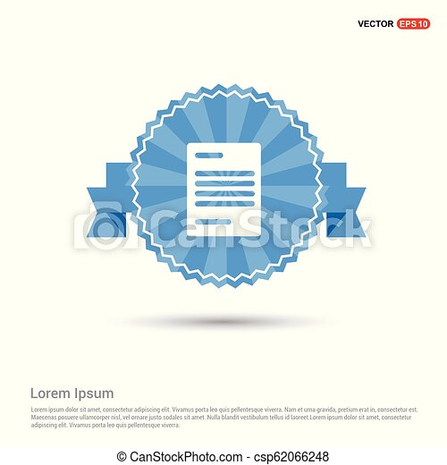 Document Icon - csp62066248