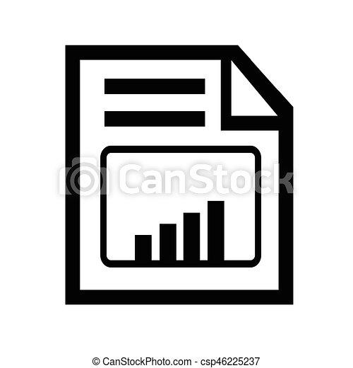 Document icon - csp46225237